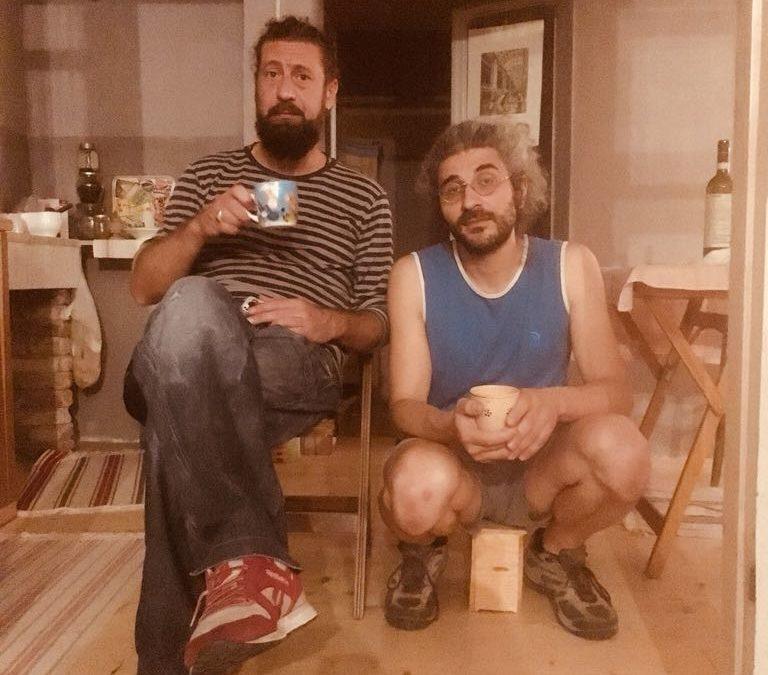 Max Liotta e Gianluca Vigone