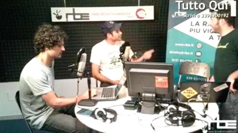 Enrico Gentina e Daniele Fabiani parlano di BRACT per Radio Beckwith