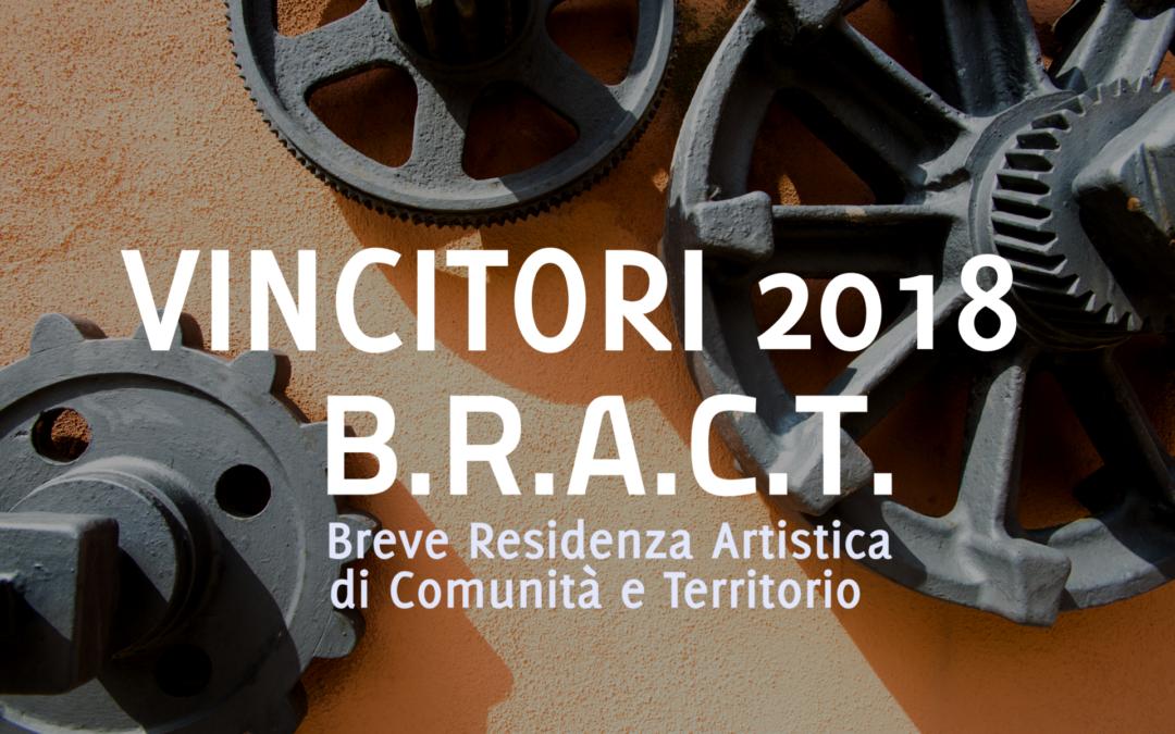 Vincitori Bando BRACT 2018