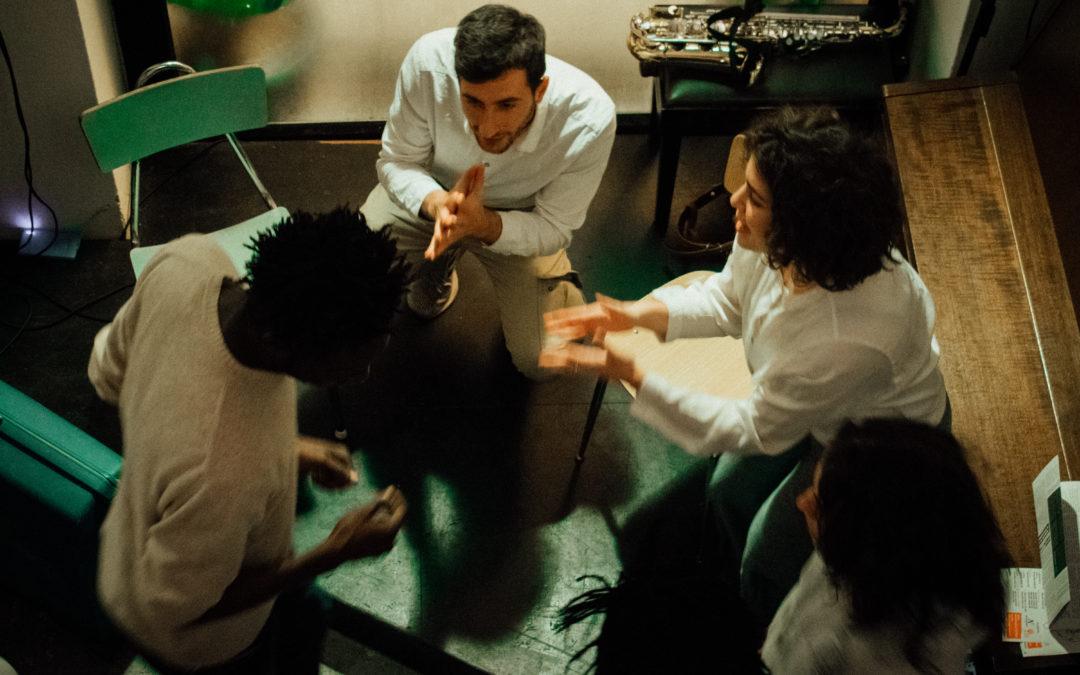 L'atto del miraggio – Un'invenzione teatrale di Collettivo Hospites
